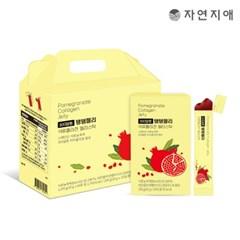 자연지애 유기농 석류 탱탱300 젤리스틱 1세트(60포)_(3422479)