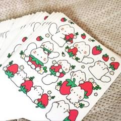 [마요] 딸기마요ver.3 스티커