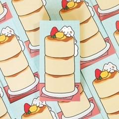 [마요] 팬케이크 마요 메모지
