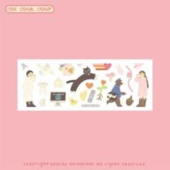 Love Sticker 02 - Long Distance Love Affair