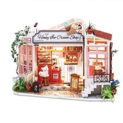 DG148 달콤한 아이스크림 숍 (Honey Ice-cream Shop)