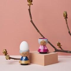 [Lucie Kaas] EggHolder_Grandmama/papa (에그홀더_그랜마/그랜파)