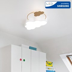 LED 구름구름 아이방조명 50W