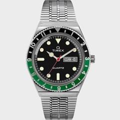 [TIMEX] 타이맥스 TW2U60900 남성 메탈 손목시계
