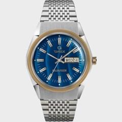 [TIMEX] 타이맥스 TW2T80800 남성 메탈 손목시계
