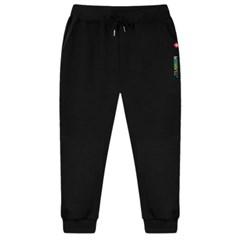 Color hologram Capri pants