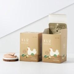 도그퓨어 푸드닭 초록잎홍합&글루코사민 (22gx10개입)