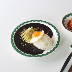 Plate_fermata #2_ M 접시