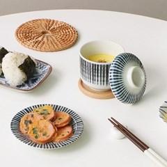 쿠시노 자왕무시 (뚜껑+컵 세트)
