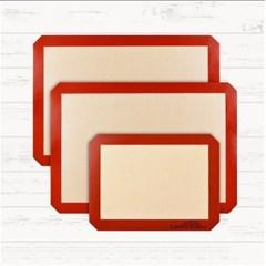 Homasy호마지 실리콘 베이킹패드 세트(Mx2, Sx1)
