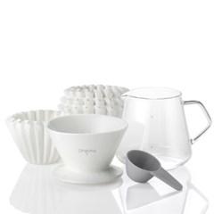 드립핑크 커피 핸드드립 Extra Filter 세트_(690313)