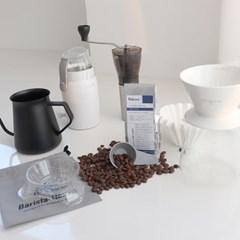 드립핑크 홈카페 커피핸드드립기구 모두세트_(690305)