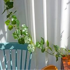 넝쿨조화 포도잎 긴넝쿨 인테리어 거실침실 식물 플랜트인조 J