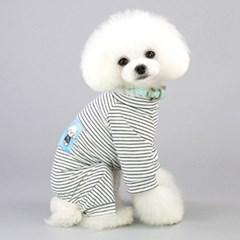 강아지 티셔츠 사계절올인원 데일리올인원 애견옷