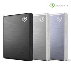 FAST One Touch SSD + 데이터복구 블랙/실버/블루 500GB 외장SSD
