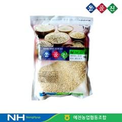 예천농협 옹골진 국내산 햇 잡곡 찰보리쌀 1kg