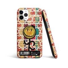 case_486_Apple Pattern smile