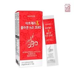 경성건강원 타트체리&콜라겐 H2O ZERO 10포