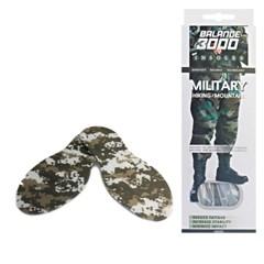 [발란스3000] 군인인솔 밀리터리인솔 등산 트랙킹 조깅용 인솔