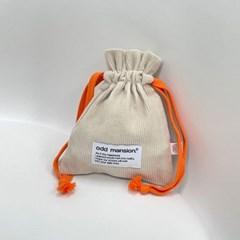 odd string pouch (ivory) 파우치