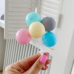 Berry Balloon Pick 베리벌룬픽(파스텔)