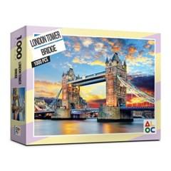 (알록퍼즐)1000피스 런던 타워 브릿지 직소퍼즐 AL3020_(1700837)