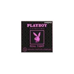 [플레이보이] 초박말착형 콘돔 3P