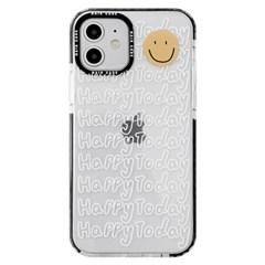 아이폰7 스타일 클리어 심플 커버 젤리 케이스 P598_(4111061)