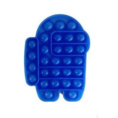 어몽어스 우주인 푸시팝 팝잇 (2D)블루