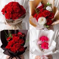 어버이날 카네이션 조화 꽃다발_(385065)