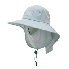 [캠핑/물놀이모자]자외선차단 UV 페이스 플랩캡_스무디민트