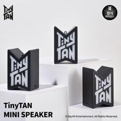 Tiny TAN 타이니탄 미니 블루투스 스피커 휴대용 멤버 키링 포함