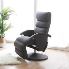 엘리브 데이지 1인 리클라이너 높이조절 가죽 의자 ch049