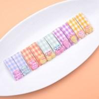 메르시밴드 미니미즈 유아 똑딱핀 세트 10P (4cm똑딱핀)