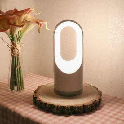 컴팩트 LED 무드랜턴 충전식 무드등 손전등 캠핑 조명