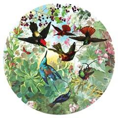 [이부] 귀여운 벌새들 500피스 라운드 퍼즐