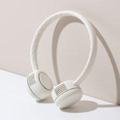 단순생활 넥밴드 휴대용 선풍기 1+1