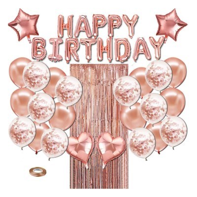 [집다다]생일축하 파티 이벤트 풍선 풀세트