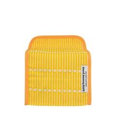 Miller Yellow Half Tissuebox Cover