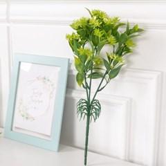 스타펜타스부쉬o 31cm 조화 꽃 인테리어 장식 FAIAFT
