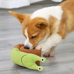 알디펫 강아지 인형장난감 간식놀이 노즈워크