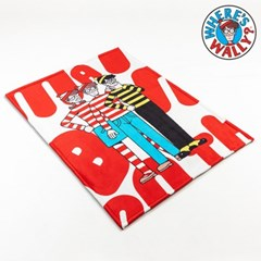 [MNBTH x Where is Wally?] Crew Rug