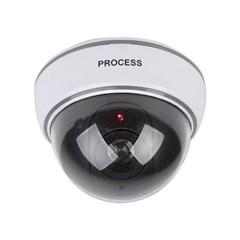 이노테크 모형cctv 감시카메라 프리미엄 리얼 돔카메라 건전지+보안