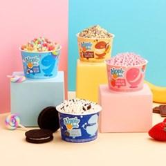 [디핀다트]구슬아이스크림 4가지맛 구성