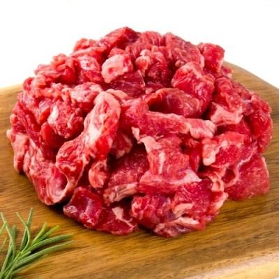 [The맑음] 국내산 한우 소고기 사태살 수육용 (1kg) 한근