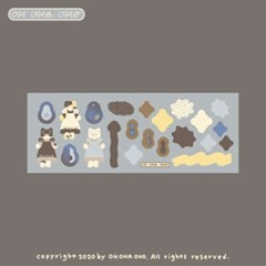Bread and salt Sticker 03 - A
