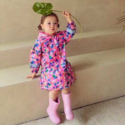 [따블리에] 스텔라 유아 바람막이 자켓 레인코트 우비