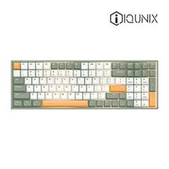 iQUNIX F96 RGB Avocado 무선 기계식키보드