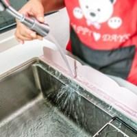 싱크대물막이 설거지 물튀김방지 1+1