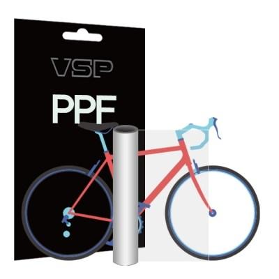 뷰에스피 자전거 프레임 기스방지 투명 PPF 보호필름